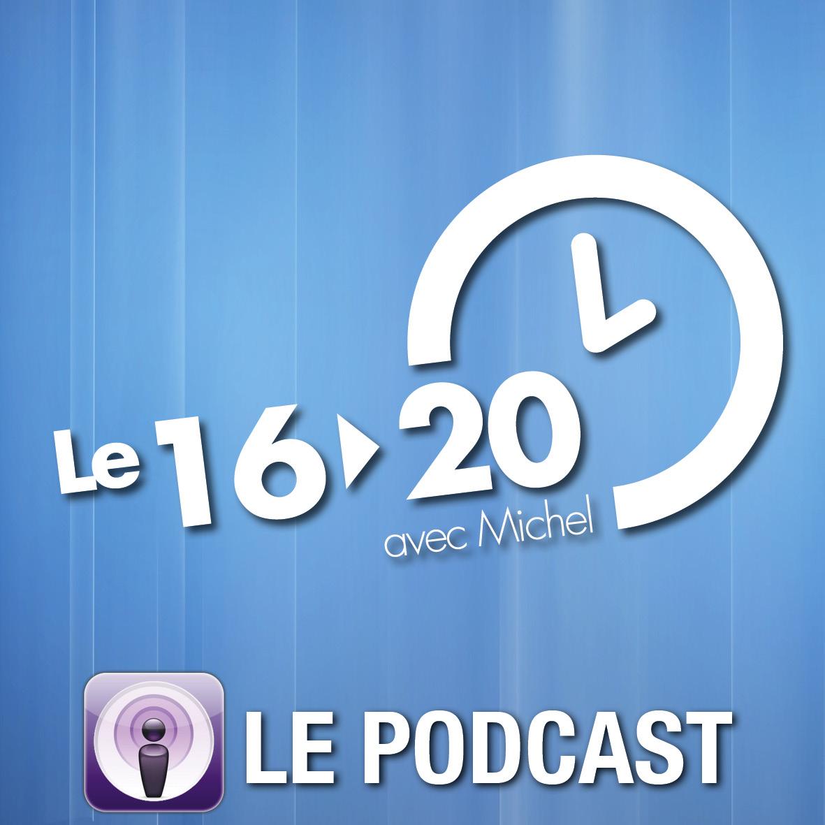 Le 16-20 - Le Podcast