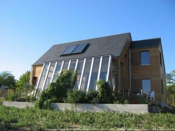 Construire Une Maison Bioclimatique  Radio Mlodie