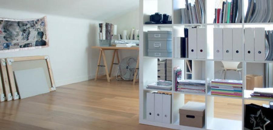 id es d co pour s parer une pi ce radio m lodie. Black Bedroom Furniture Sets. Home Design Ideas